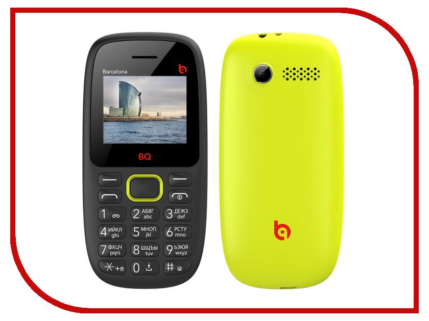 Сотовый телефон BQ BQM-1820 Barcelona Yellow