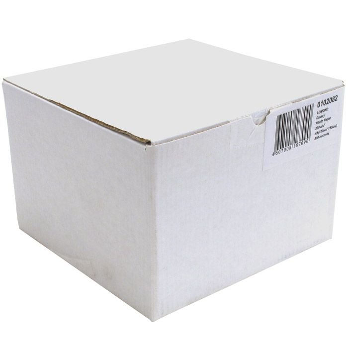 Фотобумага Lomond 230g/m2 глянцевая 500 листов 102082