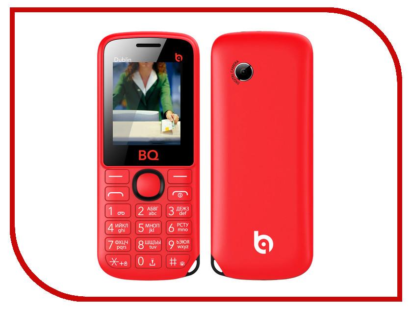 Сотовый телефон BQ BQM-1818 Dublin Red