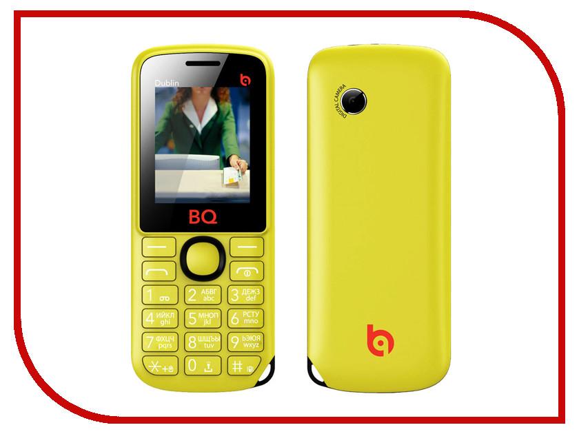 Сотовый телефон BQ BQM-1818 Dublin Yellow