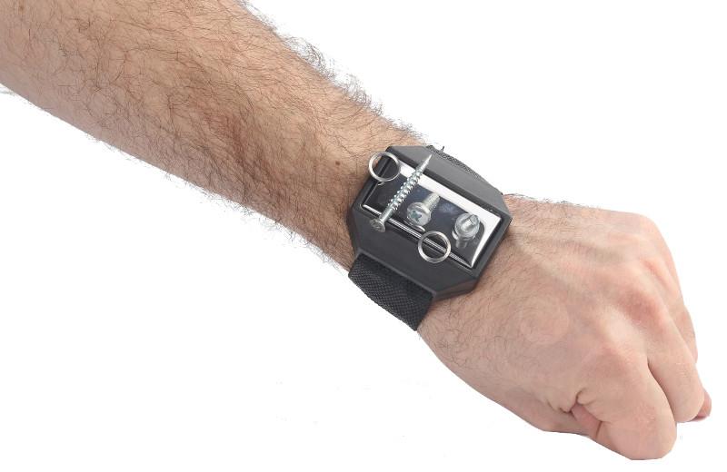 Аксессуар МирМагнитов Forceberg Напульсный браслет с магнитным держателем для метизов 9-4014048