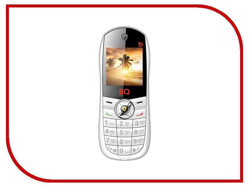 Сотовый телефон BQ BQM-1401 Monza White сотовый телефон bq bqm 1801 bangkok orange