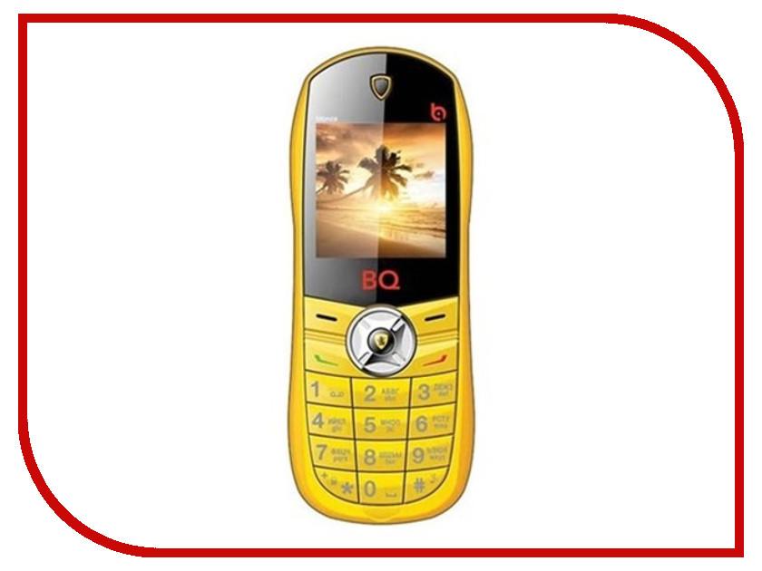 Сотовый телефон BQ BQM-1401 Monza Yellow