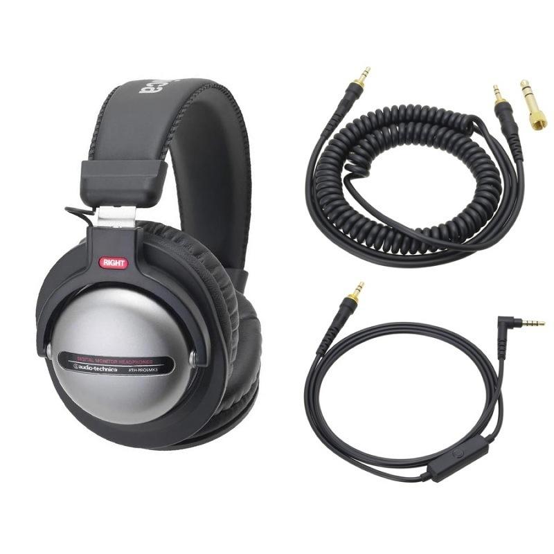 Наушники Audio-Technica ATH-PRO5MK3 GM Grey-Metal<br>
