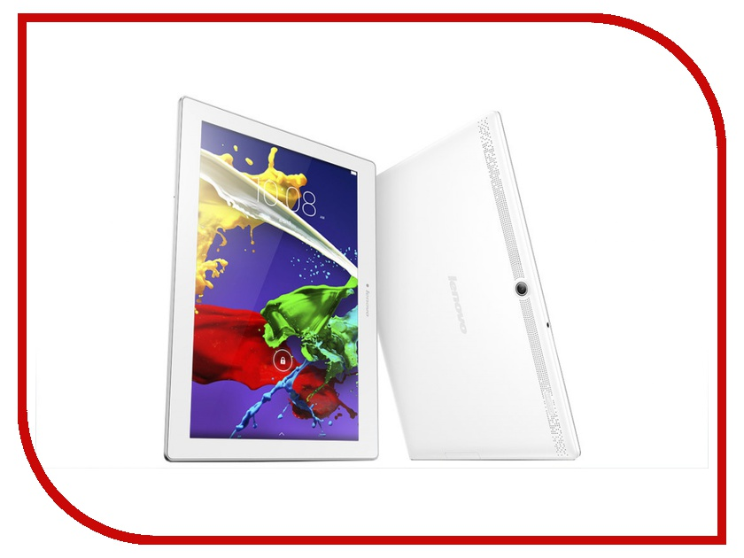 Планшет Lenovo TAB 2 A10-70L ZA010001RU MT8732 1.7 GHz/2048Mb/16Gb/Wi-Fi/3G/LTE/Bluetooth/Cam/10.1/1920x1200/Android
