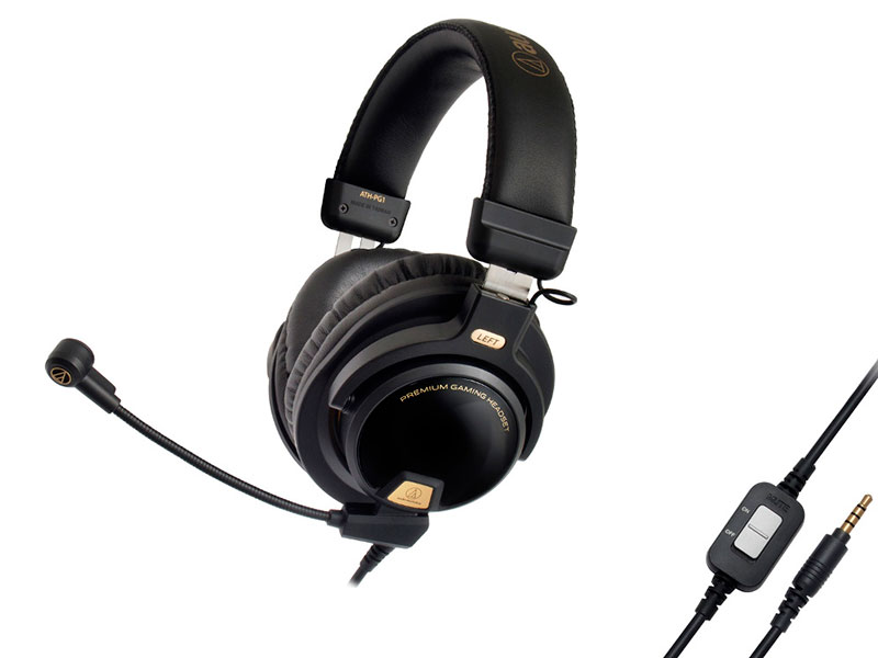 Наушники Audio-Technica ATH-PG1 — ATH-PG1