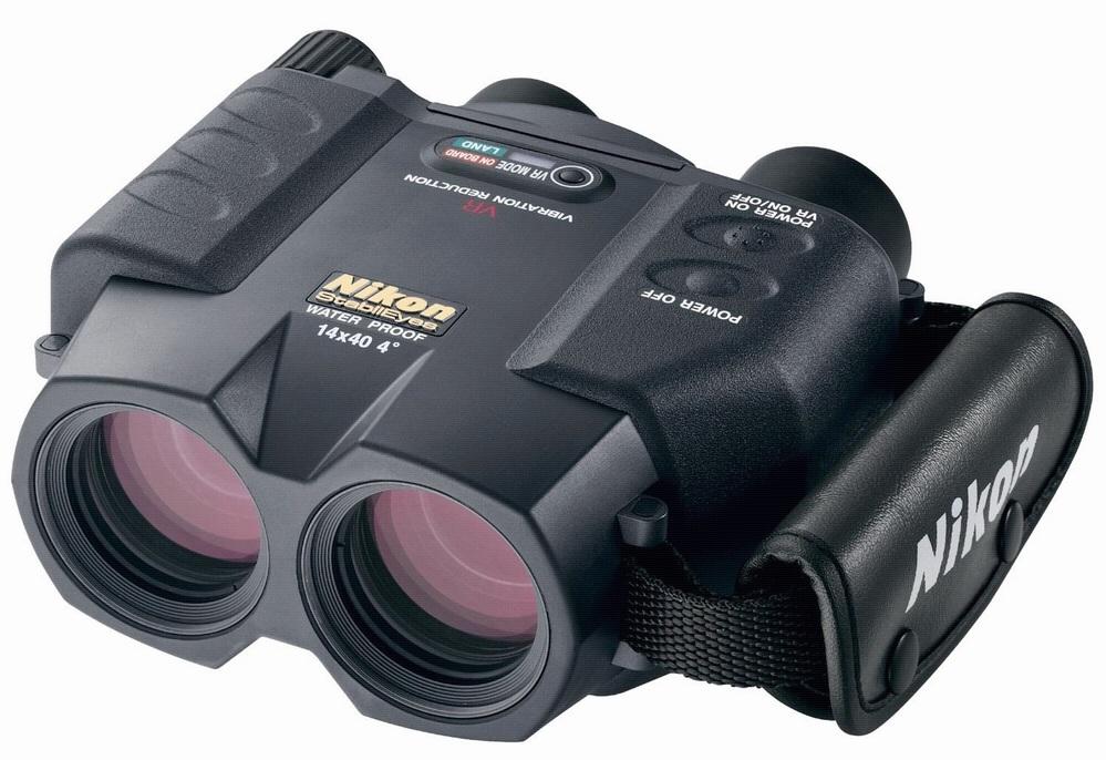 Бинокль Nikon 14x40 StabilEyes VR