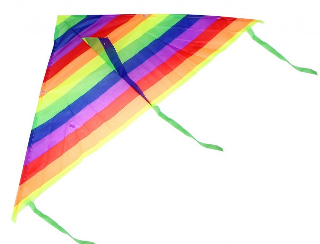 Воздушный змей СИМА-ЛЕНД Цветные полоски 325410<br>