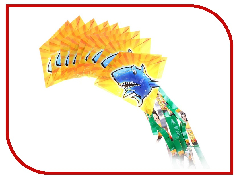 Игрушка для активного отдыха СИМА-ЛЕНД Рыба 325440