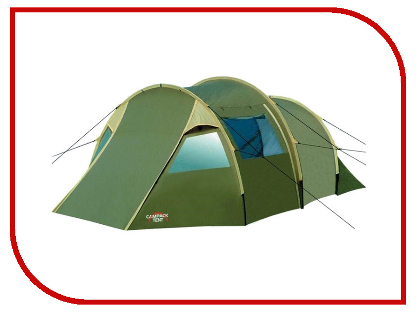 Палатка Campack-Tent Land Voyager 4 camp voyager 4 campack tent