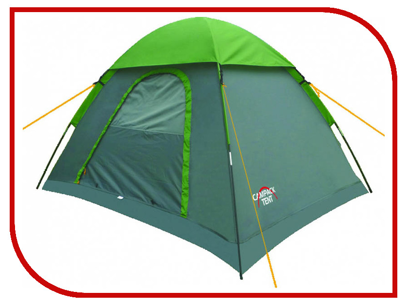 Палатка Campack Tent Free Explorer 2 camp voyager 4 campack tent