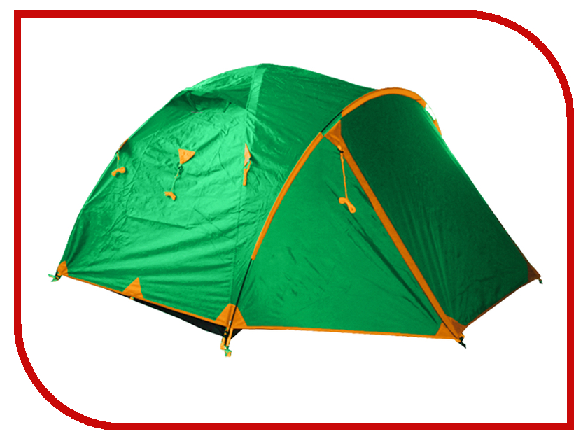 Палатка WoodLand Trek 3<br>