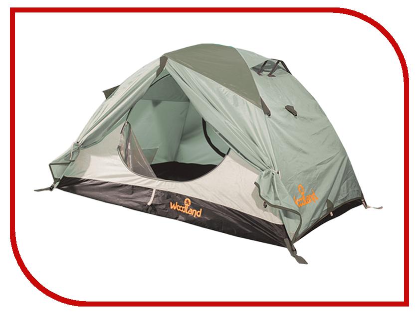 Палатка WoodLand Tour 3 ALU<br>