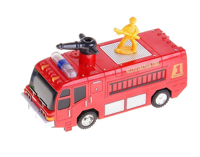 Мыльные пузыри Tongde Пожарная машина 734924<br>