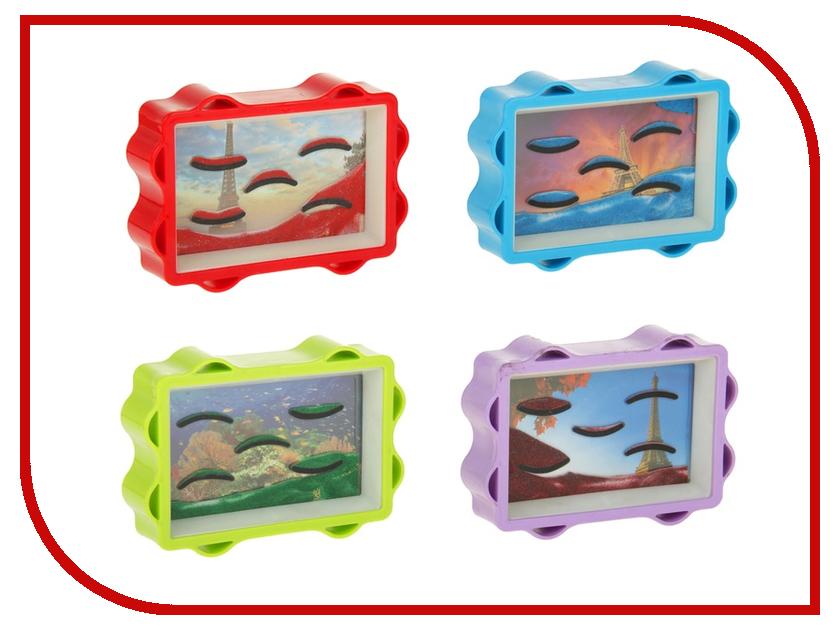 Игрушка антистресс Часы песочные СИМА-ЛЕНД антистресс + фоторамка 864005
