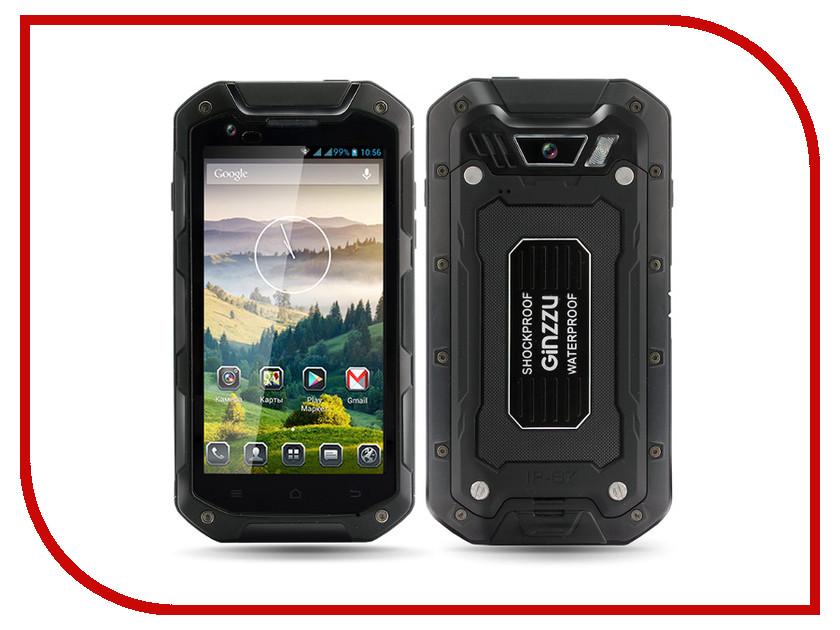 Сотовый телефон Ginzzu RS93 Dual Black fdms7698 7698 qfn
