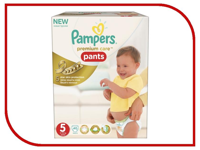 Подгузники Pampers Premium Care Junior 12-18кг 40шт 4015400681236 4015400686101 pampers