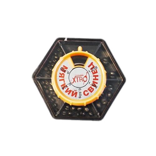 Грузило XTRO 13-7-360 60гр. - набор