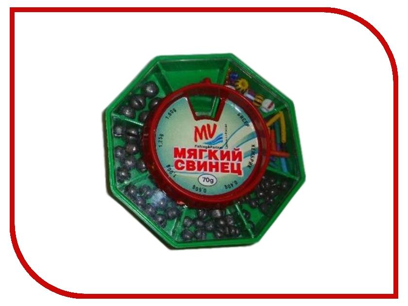 Грузило XTRO 0044048 70гр. - набор