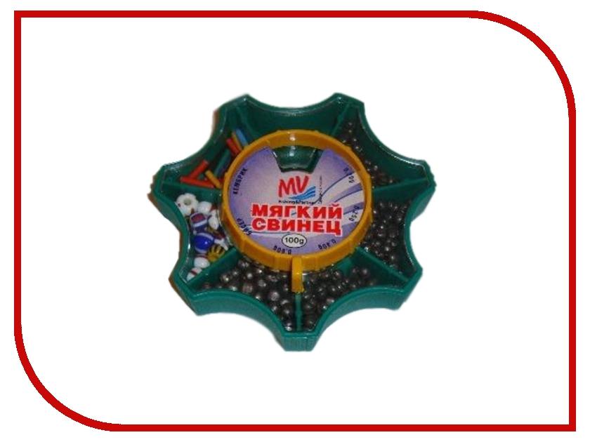 Грузило XTRO 0044047 100гр. - набор