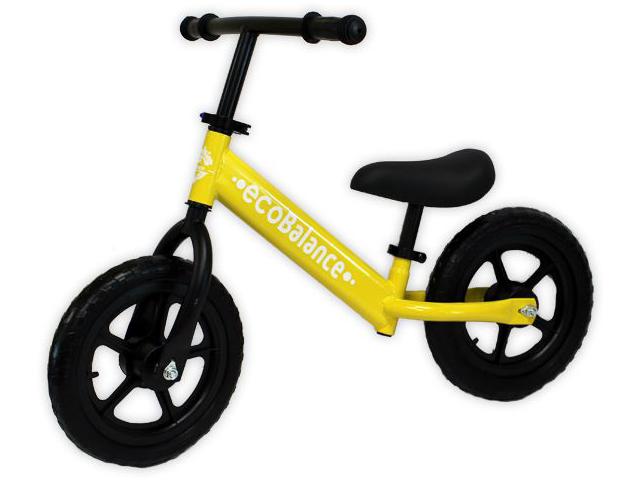 Беговел EcoBalance Race Yellow