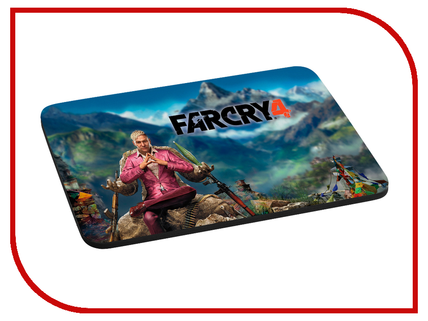 Коврик MSI Far Cry 4<br>