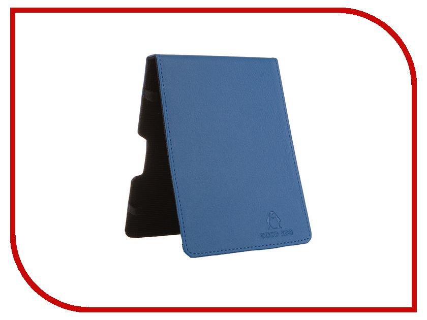 Аксессуар Чехол PocketBook 630 Good Egg Lira кожа Blue GE-PB630LIR2227