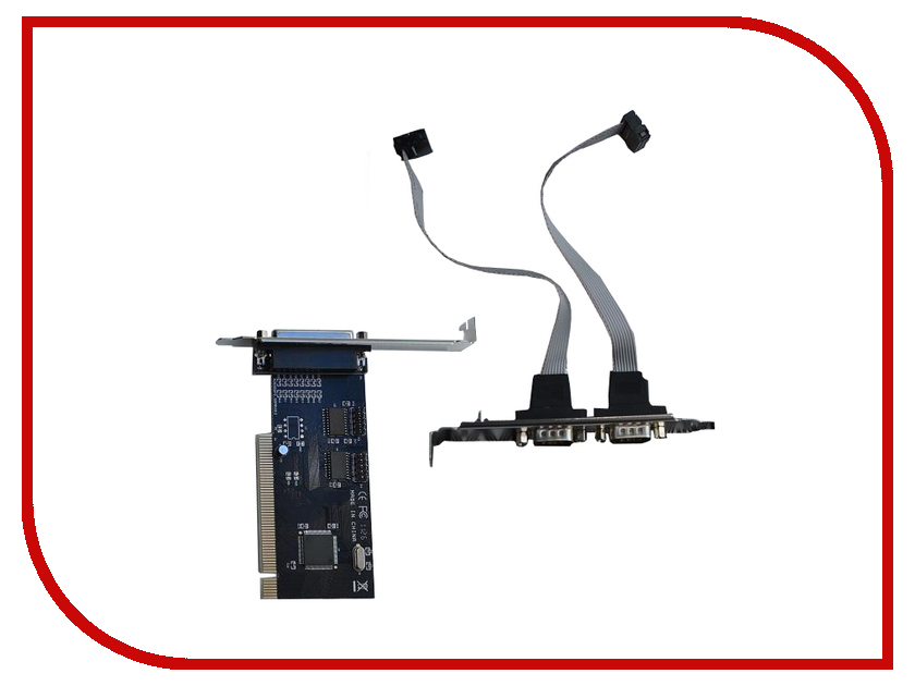 Контроллер ATcom PCI Combo Parallel + Serial-PCI AT7805