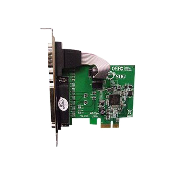 Контроллер ATcom PCI-E Parallel + Serial AT16082