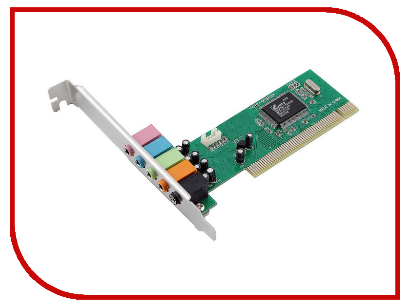 Звуковая карта ATcom PCI 5.1 CH AT11203 контроллер atcom pci usb at7803