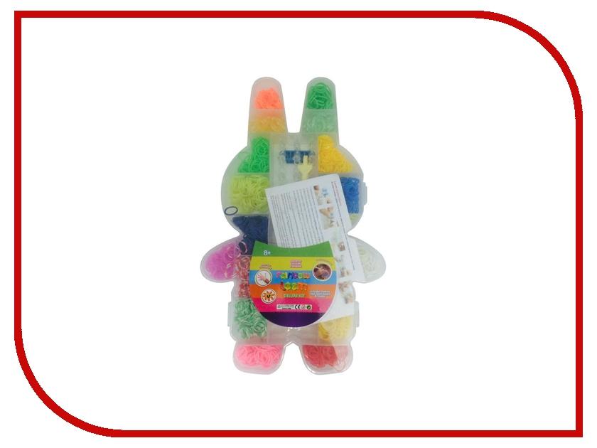 Набор для творчества DIY Loom Bands Зайка / Bunny Set K-31