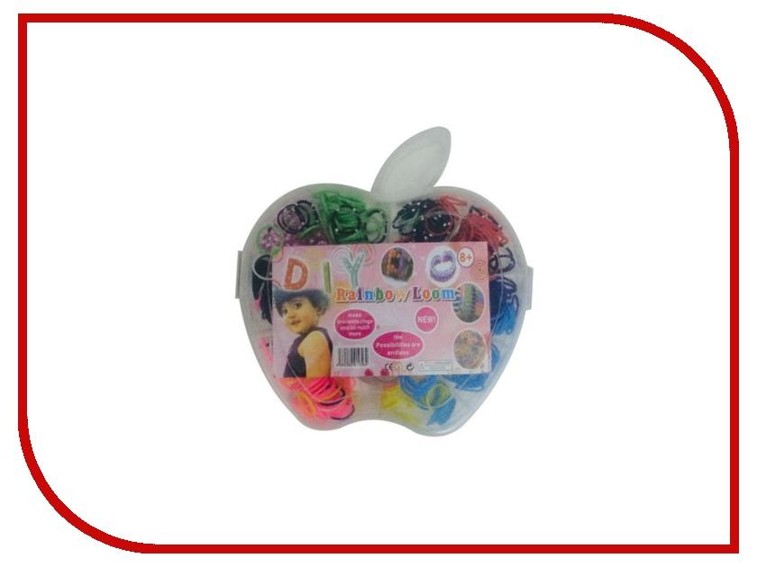 Набор для творчества DIY Loom Bands Маленькое яблоко / Mini Apple Set K-14