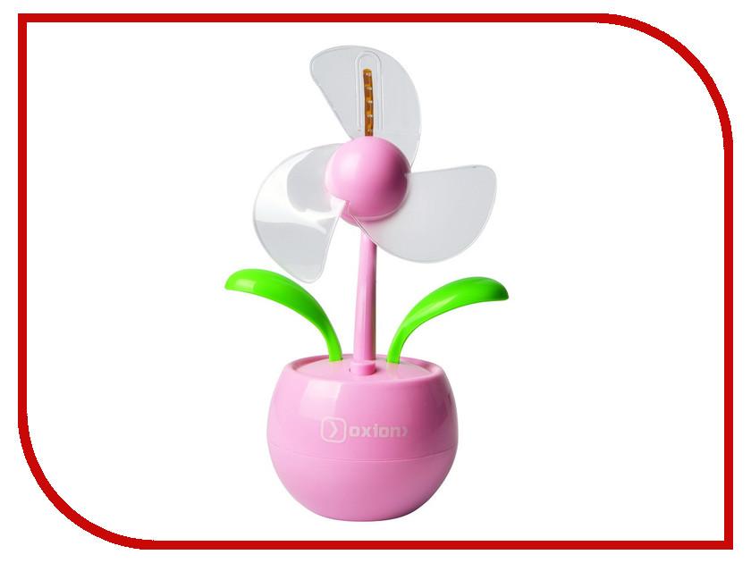 Вентилятор от USB Oxion OFN005PK Pink<br>