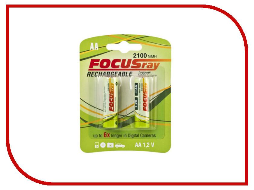 Аккумулятор AA - FOCUSray 2100 mAH (2 штуки)