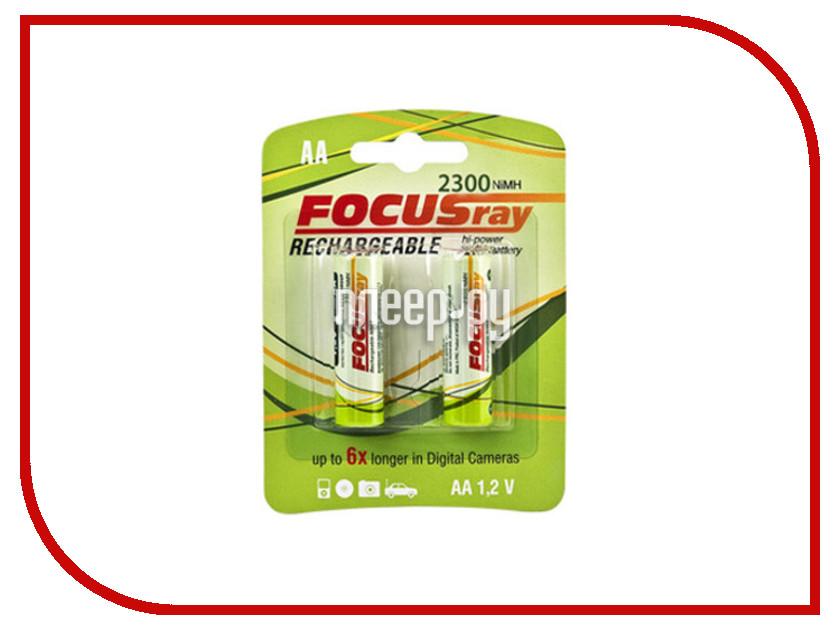 ����������� AA - FOCUSray 2300 mAH (2 �����)