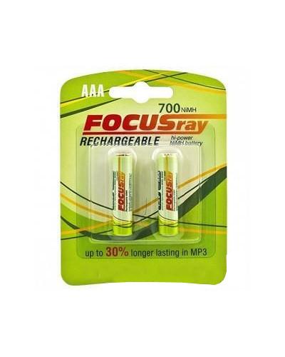Аккумулятор AAA - FOCUSray 700mAH (2 штуки)<br>