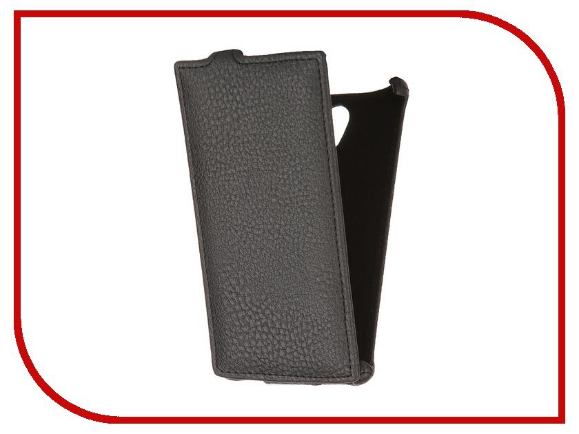 Аксессуар Чехол Philips S398 Gecko GG-F-PHS398-BL Black<br>