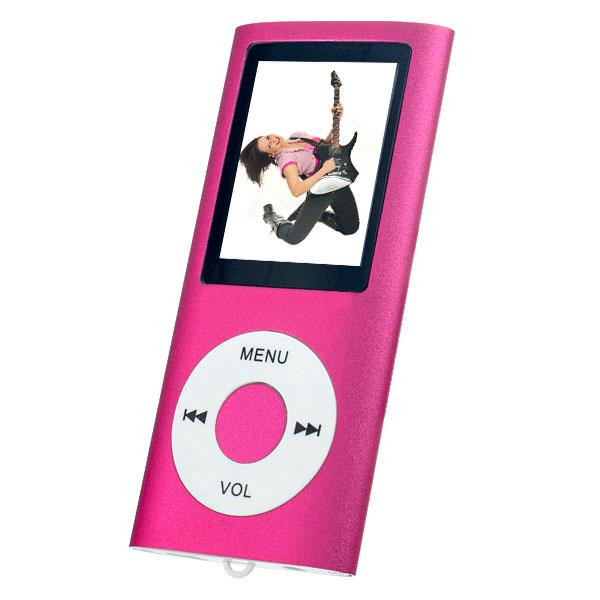 Плеер Perfeo VI-M011 Fuchsia mp3 плеер perfeo music i sonic fuchsia vi m011 fuchsia