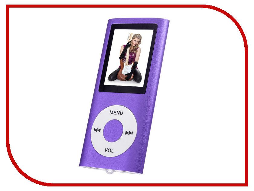 Плеер Perfeo VI-M011 Purple плеер perfeo vi m011 black