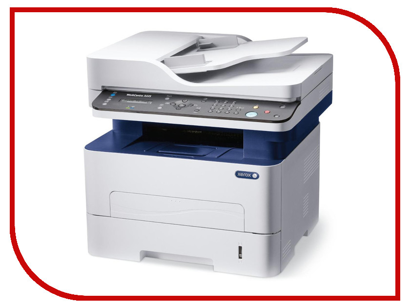 МФУ Xerox WorkCentre 3225DNI мфу xerox workcentre 3225dni 3225v dniy