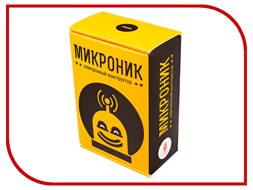 Игрушка Конструктор Амперка Микроник<br>