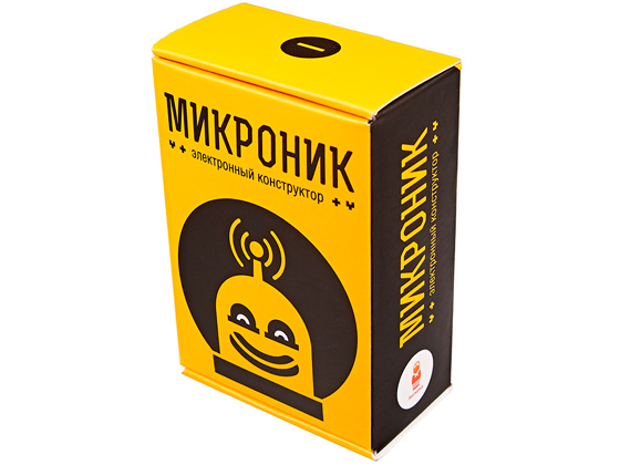 Конструктор Амперка Микроник<br>