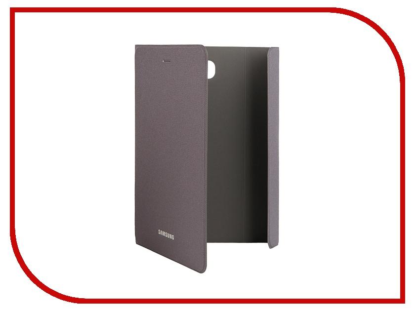 Аксессуар Чехол Samsung Galaxy Tab A 8 SM-T350 / SM-T355 BookCover EF-BT350BSEGRU Black