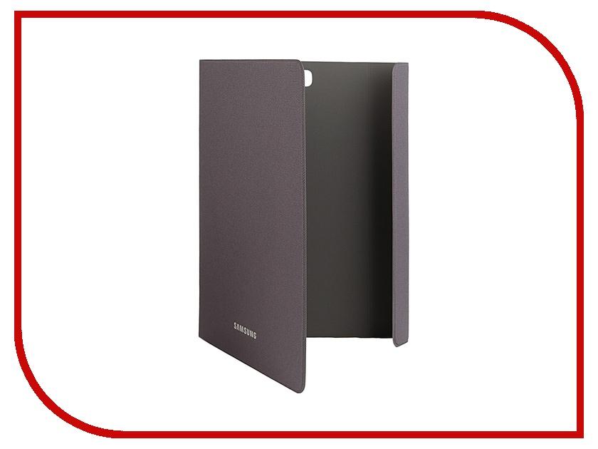 Аксессуар Чехол Samsung Galaxy Tab A 9.7 SM-T550 / SM-T555 BookCover EF-BT550BSEGRU Titan<br>