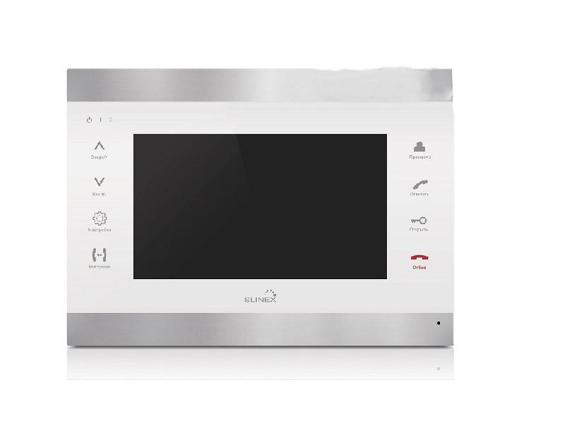 цена на Видеодомофон Slinex SL-07IP Silver-White