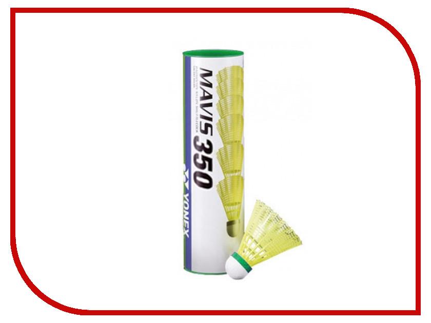 Игра спортивная Yonex MAVIS 350 Slow Воланы для бадминтона, пластиковые