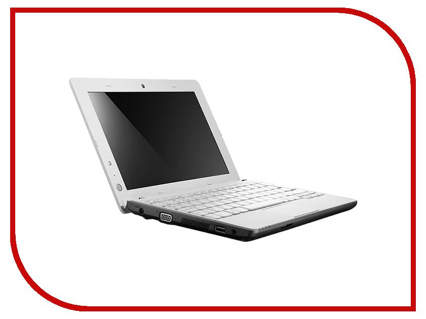 Ноутбук Lenovo IdeaPad E1030 White 59442941 Intel Celeron N2840 2.16 GHz/2048Mb/320Gb/No ODD/Intel HD Graphics/Wi-Fi/Bluetooth/Cam/10.1/1366x768/DOS