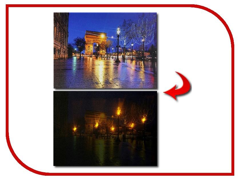 Картина СИМА-ЛЕНД Аллея с подсветкой 296527<br>