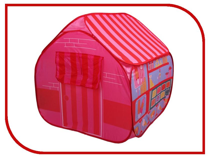 Игрушка Палатка СИМА-ЛЕНД Магазин мороженого Pink 113786 магазин книги москва интернет магазин