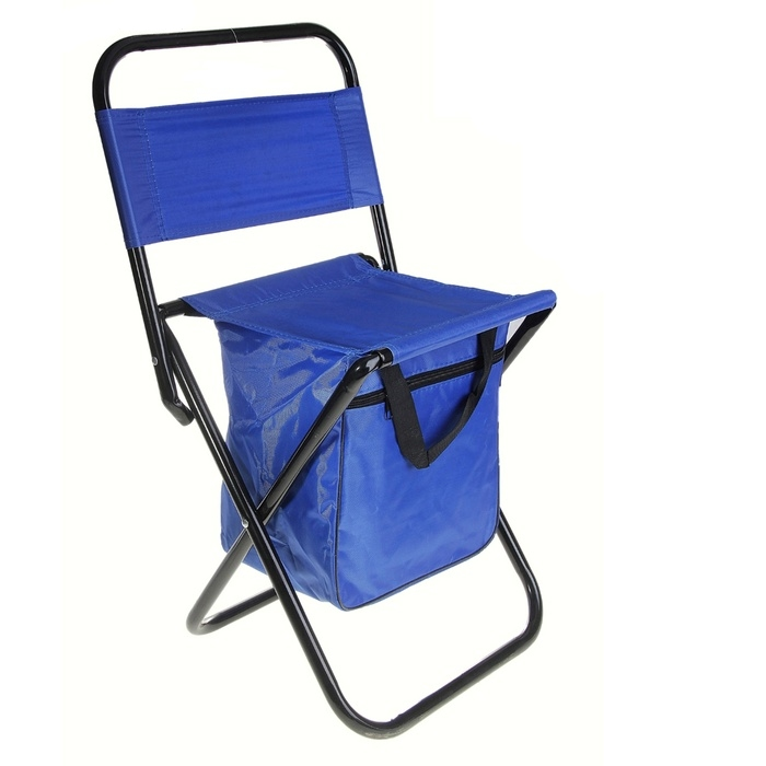 Стул Onlitop с сумкой Blue 134140<br>